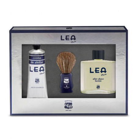 Coffret Cadeau de Rasage - LEA Classic