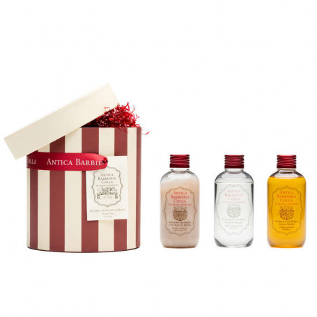 Coffret Cadeau Barbe - Antica Barbieria Colla