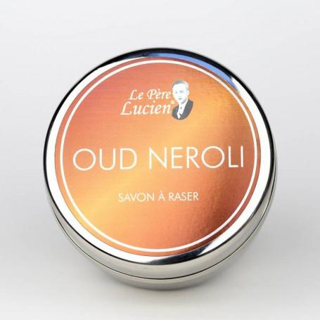 """Savon à Raser """"Oud Néroli"""" - Le Père Lucien"""