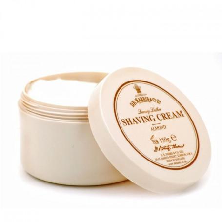"""Crème à Raser de Luxe """"Almond"""" en Bol - DR Harris"""