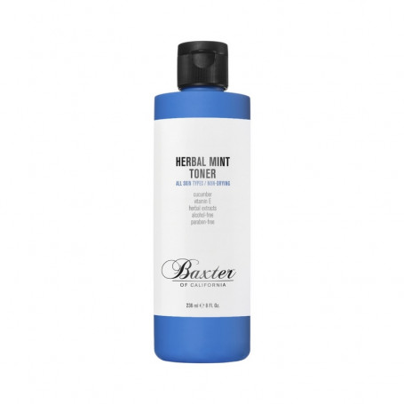 Lotion astringente sans alcool homme - Baxter of California