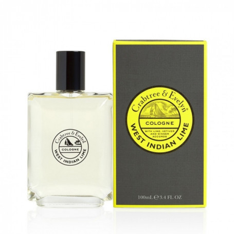 "Eau de Toilette ""West Indian Lime"" - Crabtree & Evelyn"