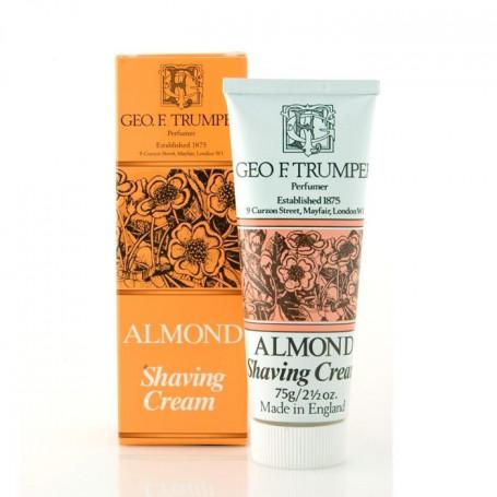 """Crème de rasage """"Almond"""" en Tube - Geo F.Trumper"""