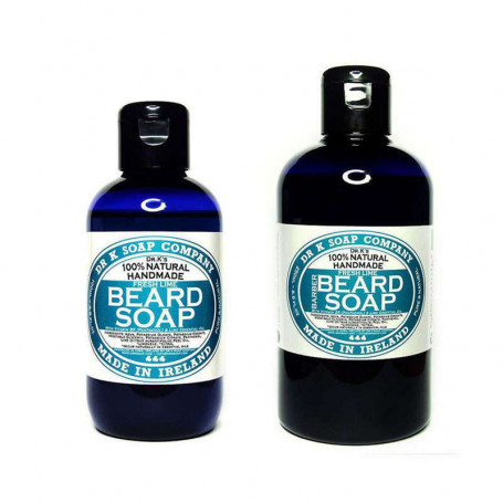 Shampoing Naturel pour Barbe - Dr K Soap Co