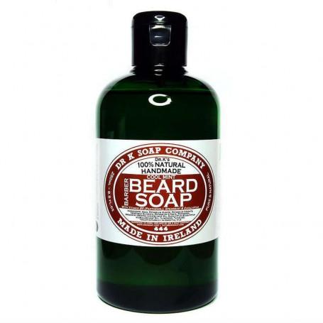 """Shampoing Naturel pour la Barbe """"Cool Mint"""" - Dr K Soap Co."""