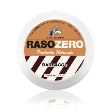 """Crème de Pré-Rasage """"Barbacco"""" - RasoZero"""