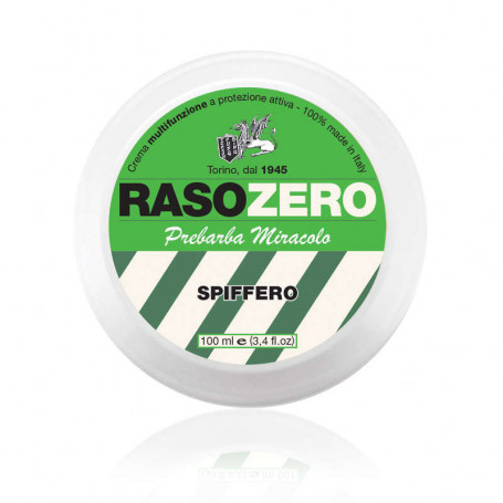 """Crème de Pré-Rasage """"Spiffero"""" - RasoZero"""