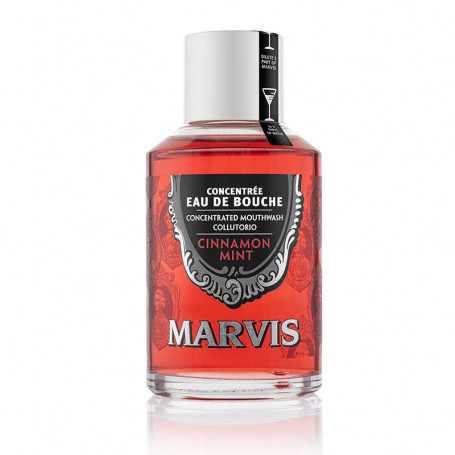 Bain de Bouche à la Cannelle 120ml - Marvis