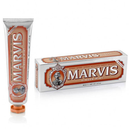 Dentifrice Menthe & Gingembre - Marvis