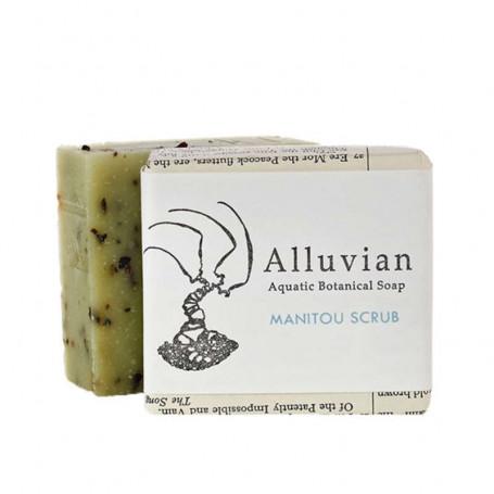 Savonnette Exfoliante Manitou Scrub - Alluvian