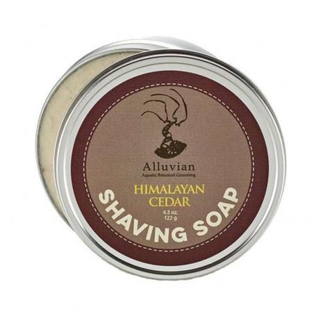 "Savon de Rasage ""Himalayan Cedar"" - Alluvian"