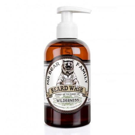 "Shampoing à Barbe ""Wilderness"" - Mr Bear Family"