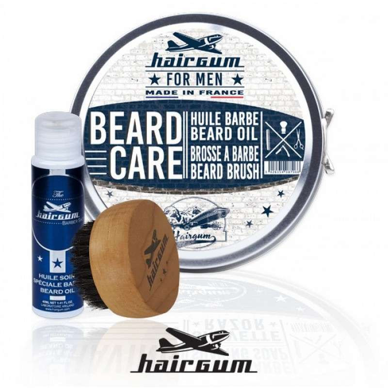 "Coffret ""Beard Care"" - Hairgum"
