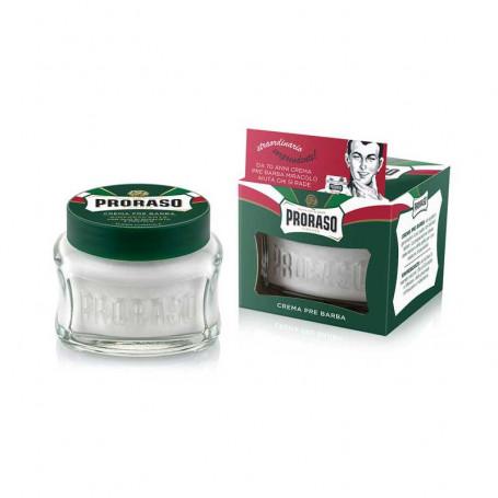 Crème Avant-Rasage à l'huile d'Eucalyptus - Proraso