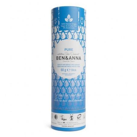 "Déodorant Naturel Sans Parfum ""Pure"" - Ben & Anna"