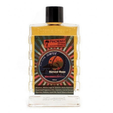 "Aftershave ""Harvest Moon"" - Phoenix Artisan"