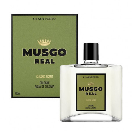 """Eau de Cologne """"Classic Scent"""" - Musgo Real"""