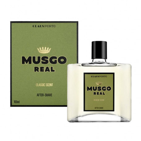 """After Shave """"Classic Scent"""" - Musgo Real"""