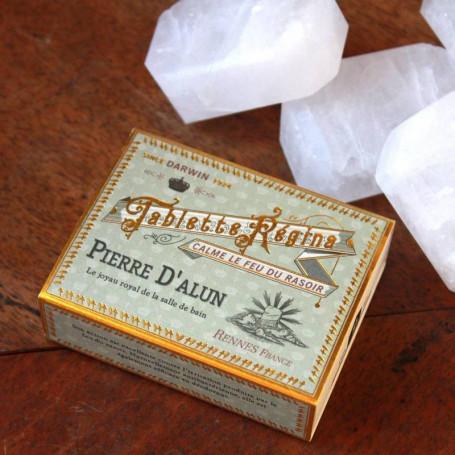 Tablette Régina - Pierre d'Alun Naturelle - Darwin