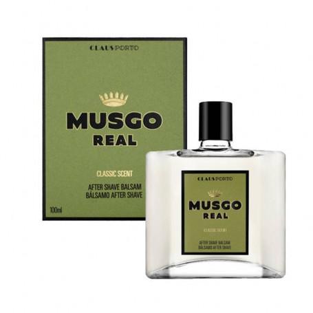 "Baume Après Rasage ""Classic Scent"" - Musgo Real"