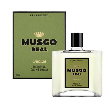 """Huile de pré-rasage """"Classic scent"""" - Musgo Real"""