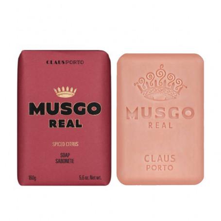 """Savonnette de bain """"Spiced Citrus"""" Musgo Real"""