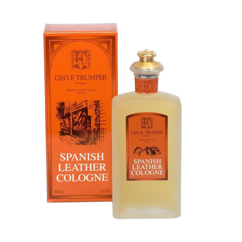 "Eau de Cologne GF Trumper ""Spanish Leather Cologne"""