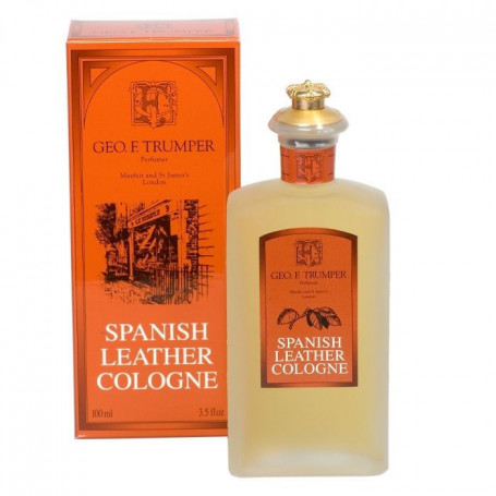 "Eau de Cologne ""Spanish Leather Cologne"" - Geo F. Trumper"