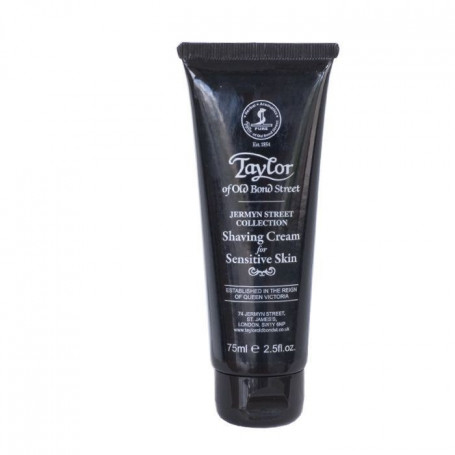 "Crème à raser Taylor ""Jermyn Street Collection"" tube 75 ml"