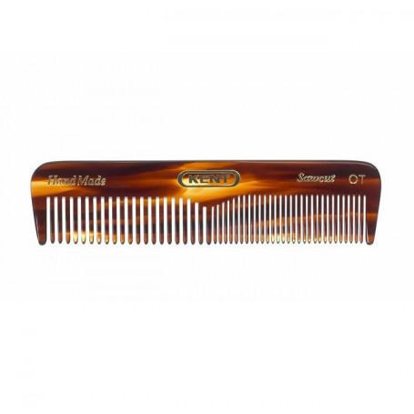 Peigne de poche homme OT - tous types de cheveux - 11.3 cm