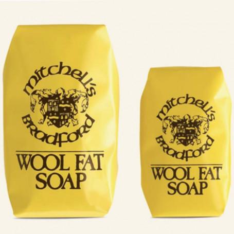 """Savon de Toilette """"Original Bradford"""" - Mitchell's Wool Fat"""