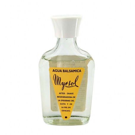 "After Shave ""Agua Balsamica"" - Myrsol"