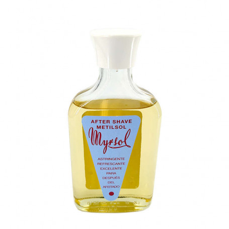 "After Shave Astringent ""Metilsol"" - Myrsol"
