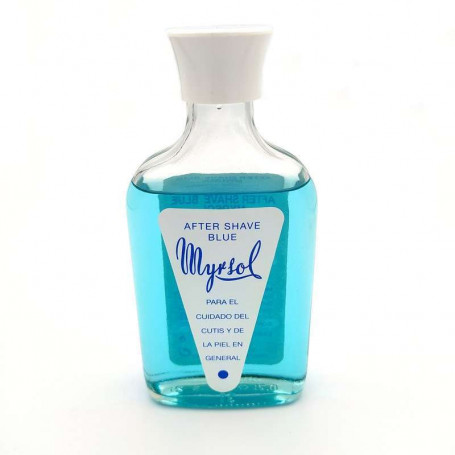 "After Shave Alcoolisé ""Blue"" - Myrsol"