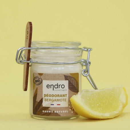 Déodorant Au Bergamote - Endro