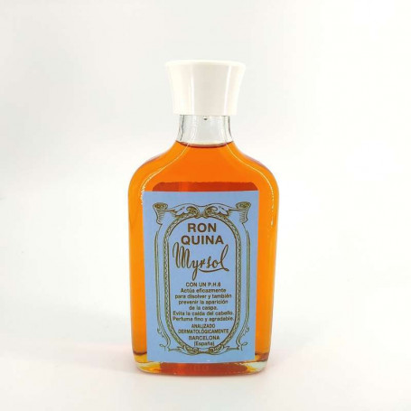 "Lotion Antipelliculaire ""Ron Quina"" - Myrsol"