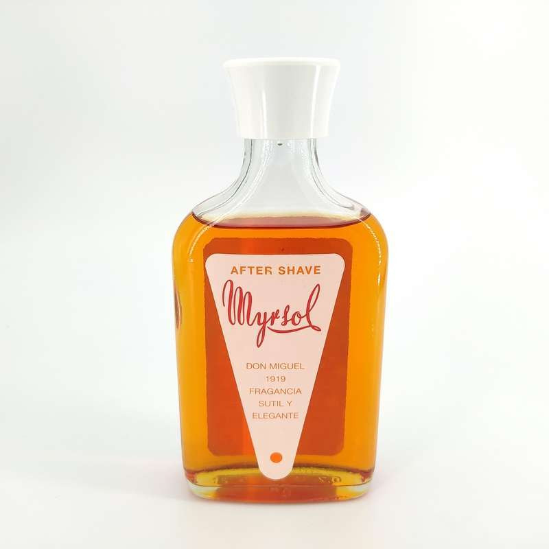 "Lotion Aftershave ""Don Miguel 1919"" Myrsol"