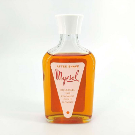 "Lotion Aftershave ""Don Miguel 1919"" - Myrsol"