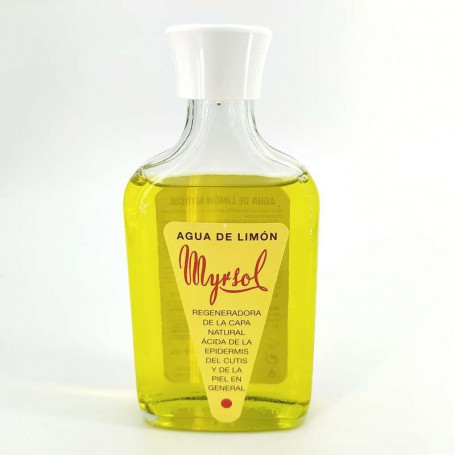 "After Shave ""Agua de Limon"" - Myrsol"