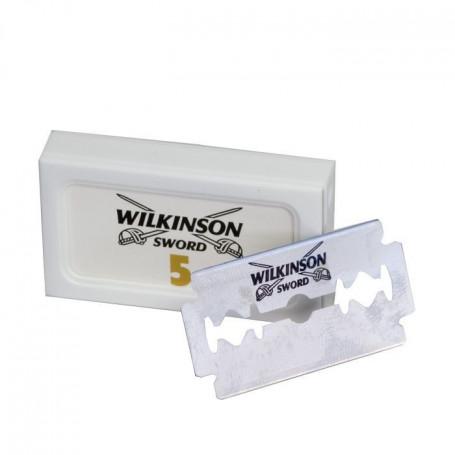 Étui de 5 Lames de Rasoir de Sûreté - Wilkinson