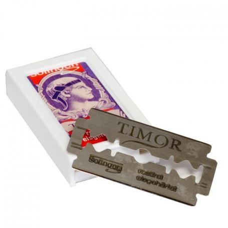 Lames de Rasoir Timor - Pack de 10