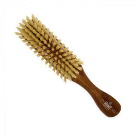 Brosse à cheveux pour Femme en bois et soies naturelles - Kent DA4S