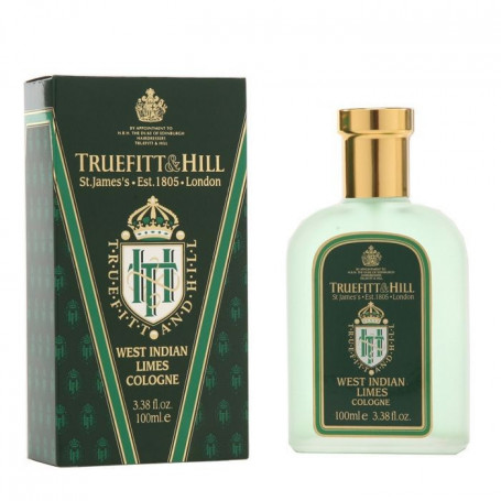 "Eau de Cologne ""West Indian Limes"" - Truefitt & Hill"