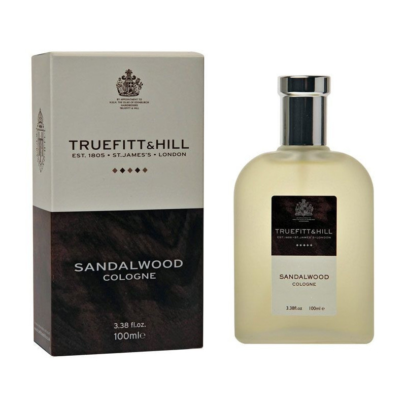 Eau de cologne Santal - Truefitt & Hill