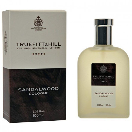 "Eau de Cologne ""Sandalwood"" - Truefitt & Hill"