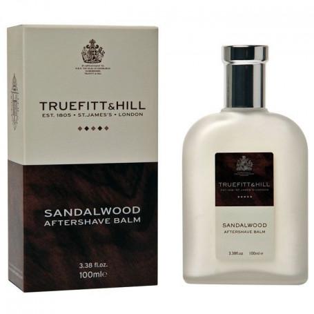 """Baume Après-Rasage """"Sandalwood"""" - Truefitt & Hill"""