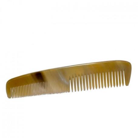 Peigne à Cheveux de Poche en corne - Abbeyhorn