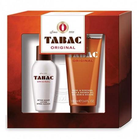 Coffret Cadeau de Soins de Voyage - Tabac Original