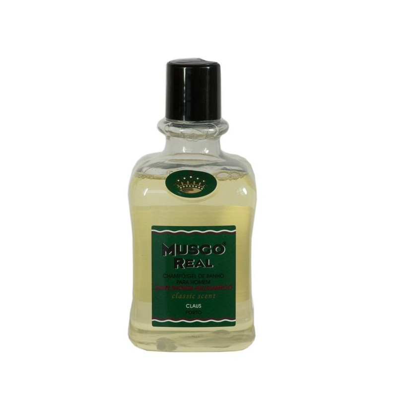 "Shampoing gel douche ""Musgo Real"" Classic Scent"