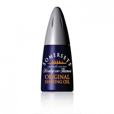 "Huile de Rasage Naturelle ""Original"" 15ml - Somersets"